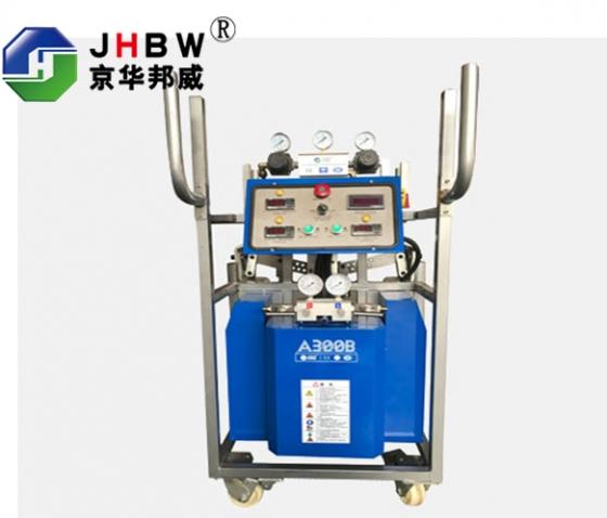 简述聚氨酯设备硬泡喷涂的材料构成与施工工艺