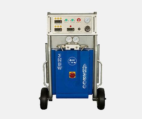 新款聚氨酯喷涂机器济南京华邦威