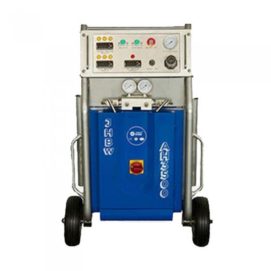 聚脲喷涂机喷涂聚脲弹性产品的应用与功能