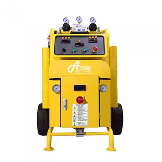 高标准的热力管道隔热小型聚氨酯高压喷涂机多少钱
