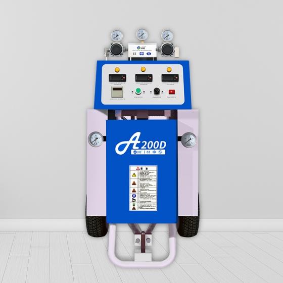 京华邦威完整详细阐述了高压发泡机存在的问题及处理方法
