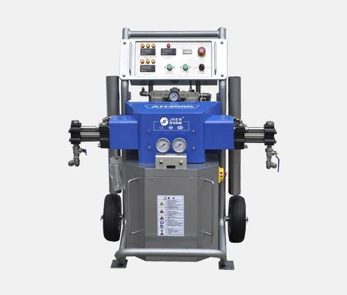 聚氨酯喷涂机有哪些特性与优势?