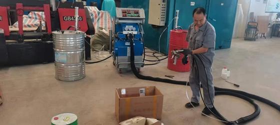 聚氨酯高压喷涂机用途-外墙喷涂聚氨酯发泡机
