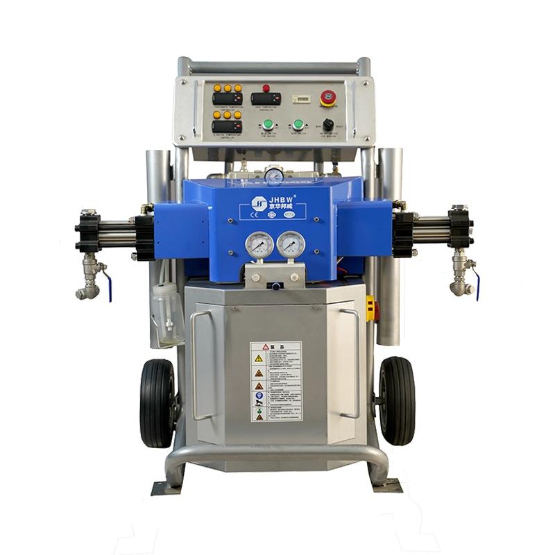 吉林聚氨酯发泡机施工如何正确操作